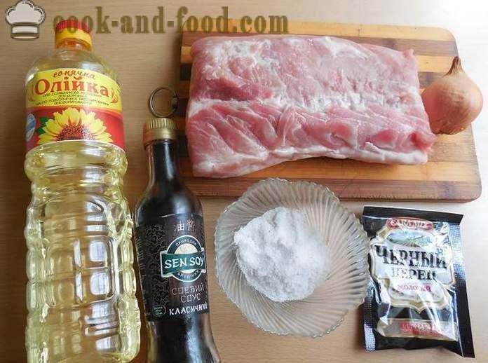 Bistecca di maiale con mais | cucinare.it